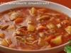 Zuppa gulasch-Gulaschsuppe